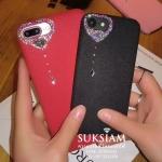 เคสไอโฟน 7 ติดเพชรคริสตัลติดเพชรรูปหัวใจ แบบไหนที่เหมาะกับคุณ Case iPhone 7 Plus Crystal