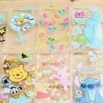 เคส iphone 5 5S 5C วัสดุ TPU บิดงอได้ เคสใส Screen ลาย Disney Micky หมีพู คิตตี้ โดนัลดั๊ก ราคาส่ง และ แบบ การ์ตูนอีกกว่า 24 แบบ no 668077