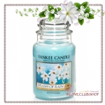 Yankee Candle / Large Jar Candle 22 oz. (Splash of Rain)