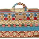กระเป๋าโน้ตบุ๊ค แบบเก๋ ๆ สไตล์วินเทจ กระเป๋าใส่ Notebook Macbook ขนาด 13 14 15 inch แบบมีหูหิ้ว สีฟ้า ราคาถูก 885856