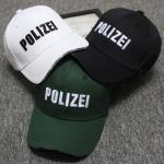 Preorder หมวก polizei