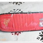 ที่ใส่แผ่นซีดี ติดที่บังแดดรถยนต์ ลาย ทีม Liverpool