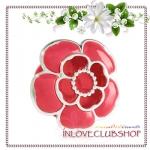 Bath & Body Works - Slatkin & Co / Scentportable Holder (Red Flower)