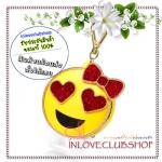 Bath & Body Works / PocketBac Holder (Heart Eye Emoji) *ไม่รวมเจลล้างมือ