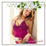 Victoria's Secret / Push-Up Bra Top (Size S /#Rose Dream)