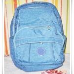 กระเป๋าสะพายใส่โน๊ตบุ๊ค Kipling สีโทนฟ้า Deep Sky