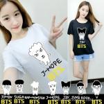 Preorder เสื้อยืด BTS [5แบบ]