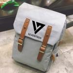 กระเป๋าเป้ SEVENTEEN สีเทา