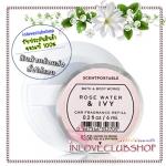 Bath & Body Works - Slatkin & Co / Scentportable Refill 6 ml. (Rose Water & Ivy) *แนะนำ