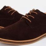 รองเท้าหุ้มส้น ผู้ชาย รองเท้าผู้ชาย สไตล์ Oxford แบบทางการ สีน้ำตาล สียอดนิยม รองเท้าหนัง มีสไตล์ ใส่ได้กับ กางเกงยีนส์ ดูดีสุด ๆ 17024_2