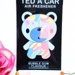 Ted A Car / Air Freshener (Bubble Gum)