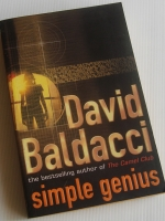 Simple Genius / David Baldacci