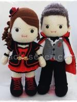 ตุ๊กตาคู่รักแวมไพร์