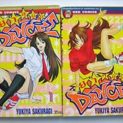 ยาสุมิน DANCE! (การ์ตูน 2 เล่มจบ) / Yukiya Sakuragi