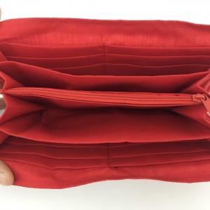 ไส้ในกระเป๋าสตางค์ใบยาว (มีให้เลือก 5 สี)