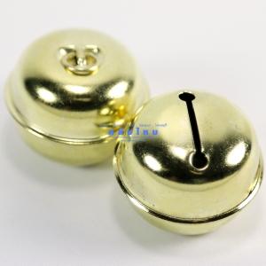 กระพรวน ขนาดจัมโบ้ สีทอง (2p)