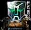 TRANSFORMER - โลโก้ทรานฟอร์มเมอร์ มีไฟ ติดรถ Logo Transformer ติดไฟท้ายรถ thumbnail 1