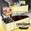 Storage box กล่องเก็บของพับเก็บได้ท้ายรถยนต์ 4 ช่อง - แยกกระเป๋าถือเก็บความร้อนเย็นได้ thumbnail 1