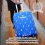 Luggage protective cover - ถุงคลุมกระเป๋าเดินทาง ผ้าคลุมกระเป๋าเดินทาง กันรอย กันน้ำ กันฝุ่น กันกระเป๋าเปิด thumbnail 3