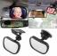 #กระจกมองเด็กในรถ Baby view mirror 2 in 1 thumbnail 1
