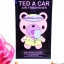 Ted A Car / Air Freshener (Cotton Candy) thumbnail 1