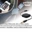 AUX IN - สาย aux เสริม ยืดหดได้ สำหรับต่อในรถเชื่อมกับมือถือ thumbnail 1