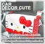 ( ลด 15 % ) HELLO KITTY - กล่องกระดาษทิชชู่ (2 สี) thumbnail 3