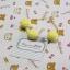 สร้อยข้อมือ มาการองเหลือง thumbnail 1