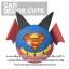 Antenna balls ลูกบอลน่ารักเสียบเสาอากาศรถยนต์ ลายการ์ตูน - SUPERMAN thumbnail 2