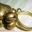 (ขายแล้วค่ะ) C018 แหวนทองเหลือง รูปหัวใจ thumbnail 1