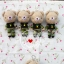 ตุ๊กตาถัก พวงกุญแจ ทหาร 4 นิ้ว thumbnail 2