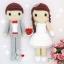 """ตุ๊กตาถัก คนแต่งงาน 17"""" thumbnail 3"""