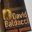 Simple Genius / David Baldacci