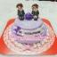 เค้กสองชั้น ขนาด 5 นิ้ว thumbnail 1