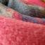 ผ้าห่มเนื้อสำลีขนนุ่ม ลายไม้เลื้อยพี้นชมพูชายเทา (ฟรีค่าส่ง) thumbnail 3