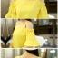 **สินค้าหมด Set_bs1436 ชุด 2 ชิ้น(เสื้อ+กระโปรง)แยกชิ้น เสื้อเปิดไหล่แขนระบายสีเหลือง+กางเกงกระโปรงซิปหลังลายใบไม้ งาน Set เข้าชุด งานสวย ใส่ง่าย น่ารักมาก แยกใส่กับตัวอื่นก็สวยจ้า thumbnail 11