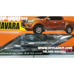 Side vent งานFITT New Navara NP300