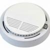 ตัวตรวจจับควัน แบบไร้สาย (Smoke Alarm/Fire Alarm) มีไซเรนในตัว ไม่ต้องเดินสายไฟ