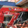 unic crane