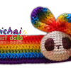 Pattern : Rabbit Rainbow Hairband