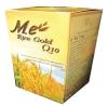 Me Rice Gold,น้ำมันจมูกข้าว Q10,ลดคลอเลสโตรอล,ไขมันอุดตัน,ภูมิแพ้,ไมเกรน,ปรับระดับ ความดันโลหิต,เบาหวาน