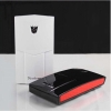 แบตเตอรี่สำรอง ความจุมากถึง 13000mAh ใช้ได้กับ iPad iPhone Galaxy Tab S3 Note HTC แอลจี โนเกีย แบล็คเบอร์รี่ โมโตโรล่า เครื่องเล่น MP3 และทุกรุ่นที่มีสาย USB และเป็นไฟฉายในตัว