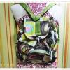 กระเป๋าสะพายหลัง Kipling โทนสีเขียว KP301
