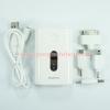 แบตเตอรี่สำรอง ขนาดเล็ก สีขาว ขนาด 5200mAh ใช้ได้ดีกับ iPad iPhone Galaxy S2 S3 Note แอลจี โนเกีย แบล็คเบอร์รี่ โมโตโรล่า PSP เครื่องเล่น MP3 และอื่นๆอีกมาก