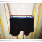กางเกงในชาย เนื้อนุ่ม Paul smith สีดำ