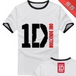 Preorder เสื้อ one direction 1D 10