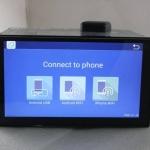 วิทยุ android DVD 2DIN 6.95