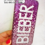 JUSTIN BIEBER Phone Case cell phone cover handmade by genius crystal รับสั่งทำเคสจัสติน A227