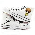 รองเท้า Sehun หุ้มข้อ Ver2