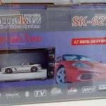 DVD 2 DIN ZAMAKAZ SK-627